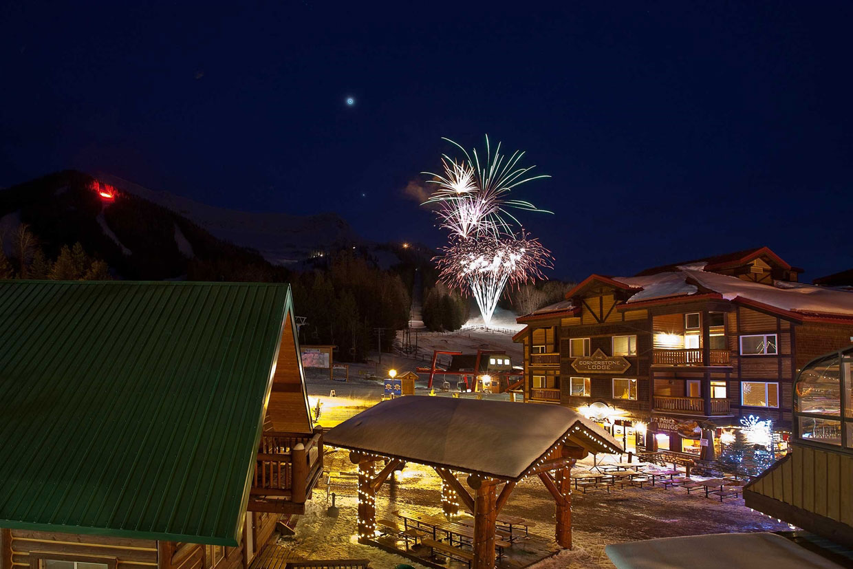 New Year's Eve at Fernie Alpine Resort