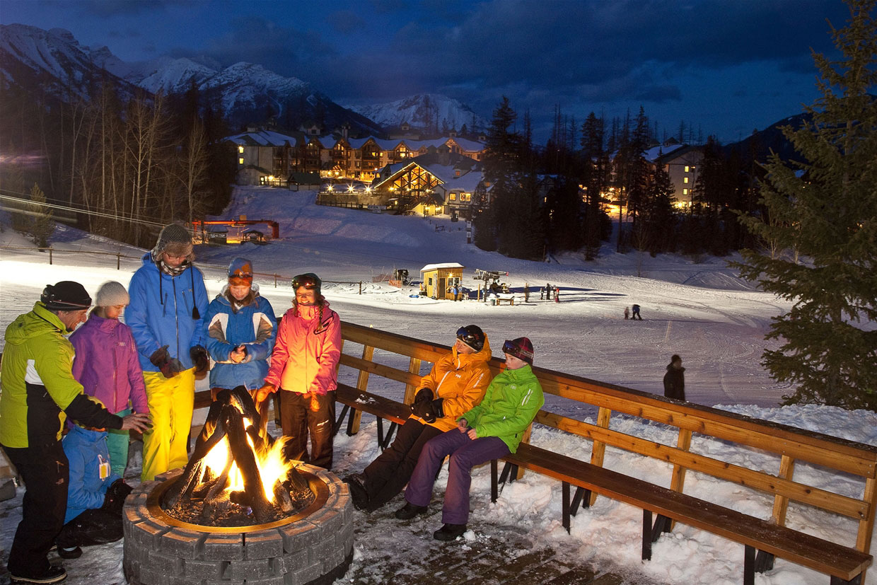 Night Skiing at Fernie Alpine Resort
