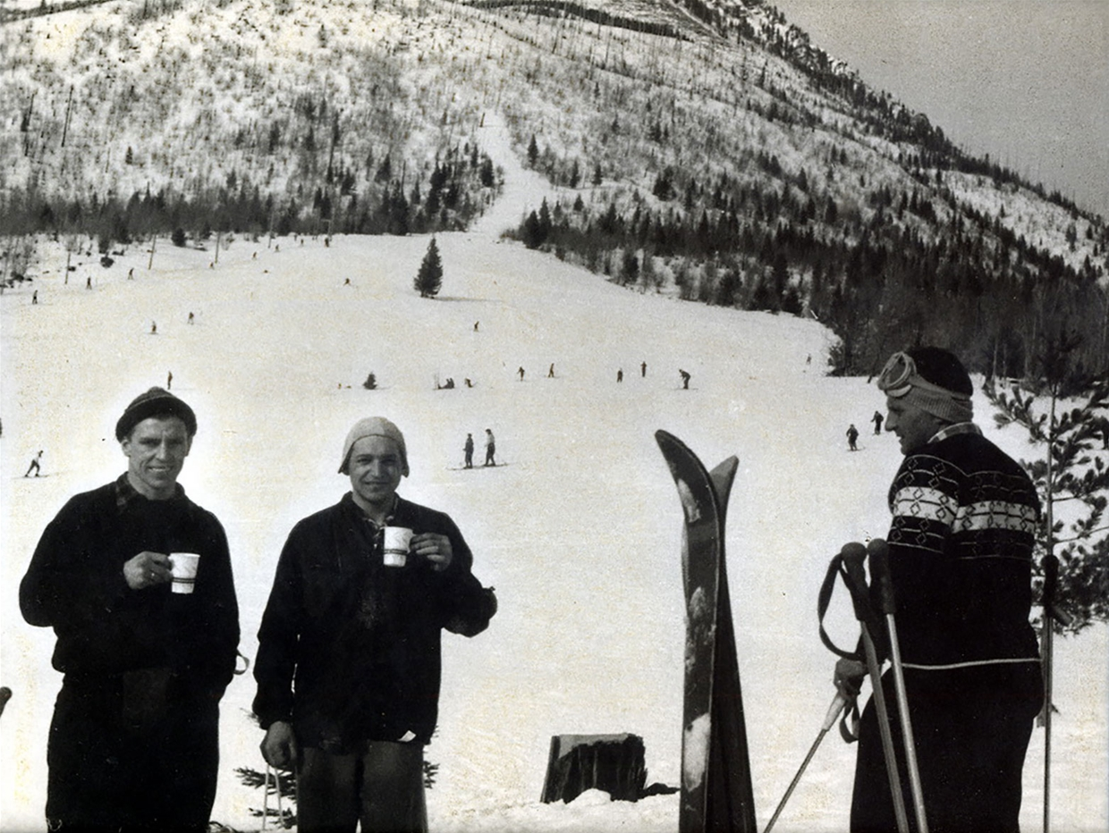 History of skiing in Fernie