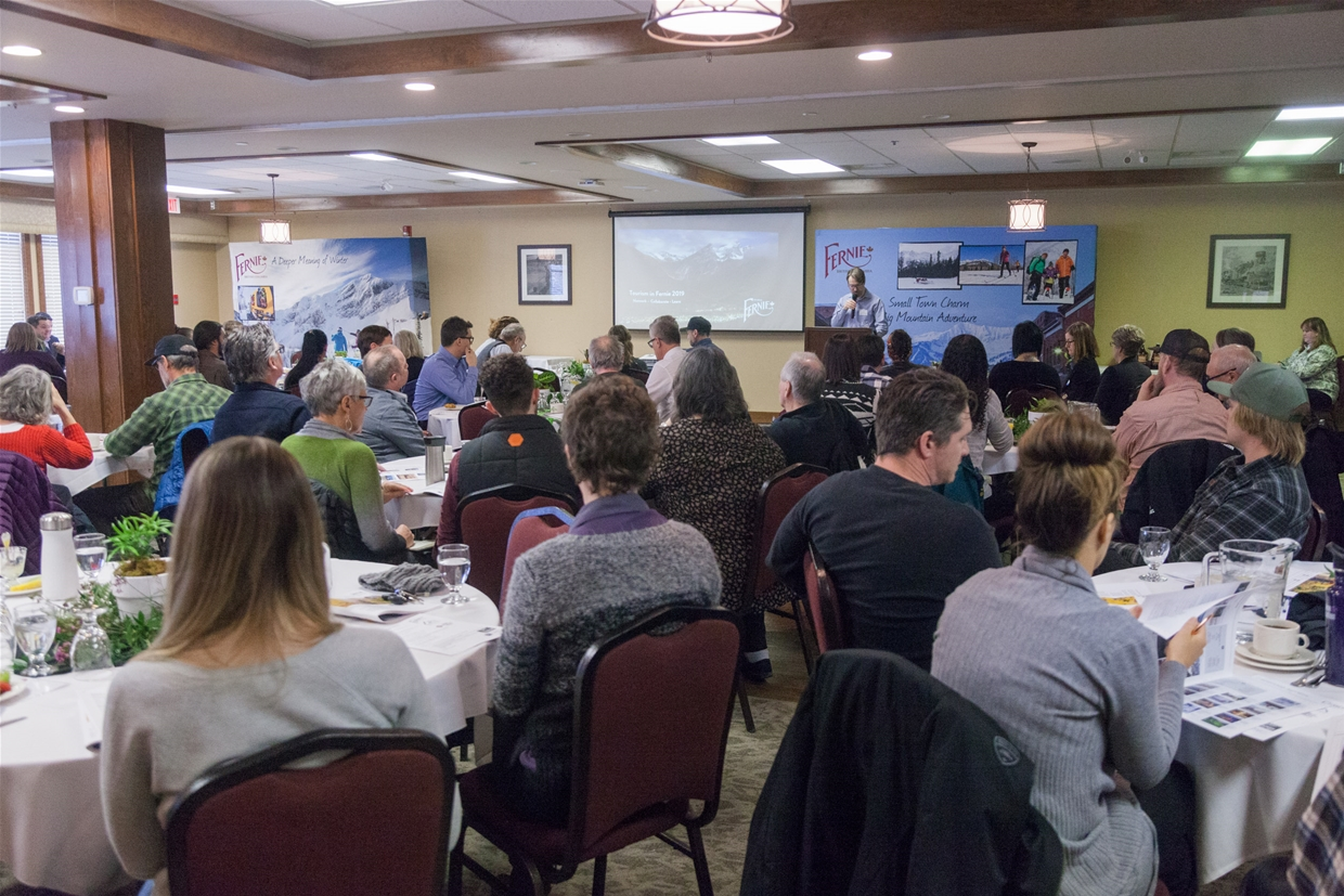 2019 Tourism in Fernie Industry Event & AGM