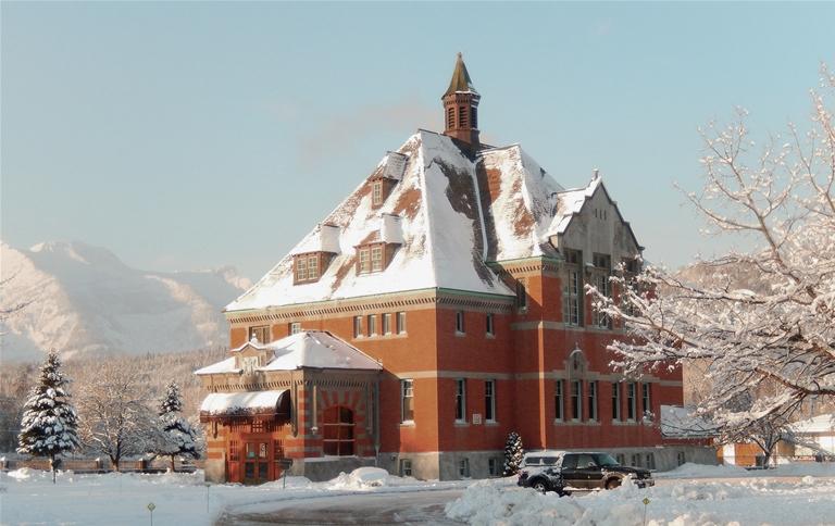 Fernie Court House
