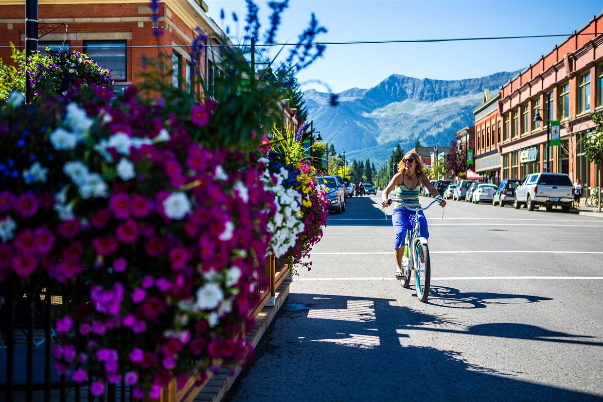 Historic Downtown Fernie