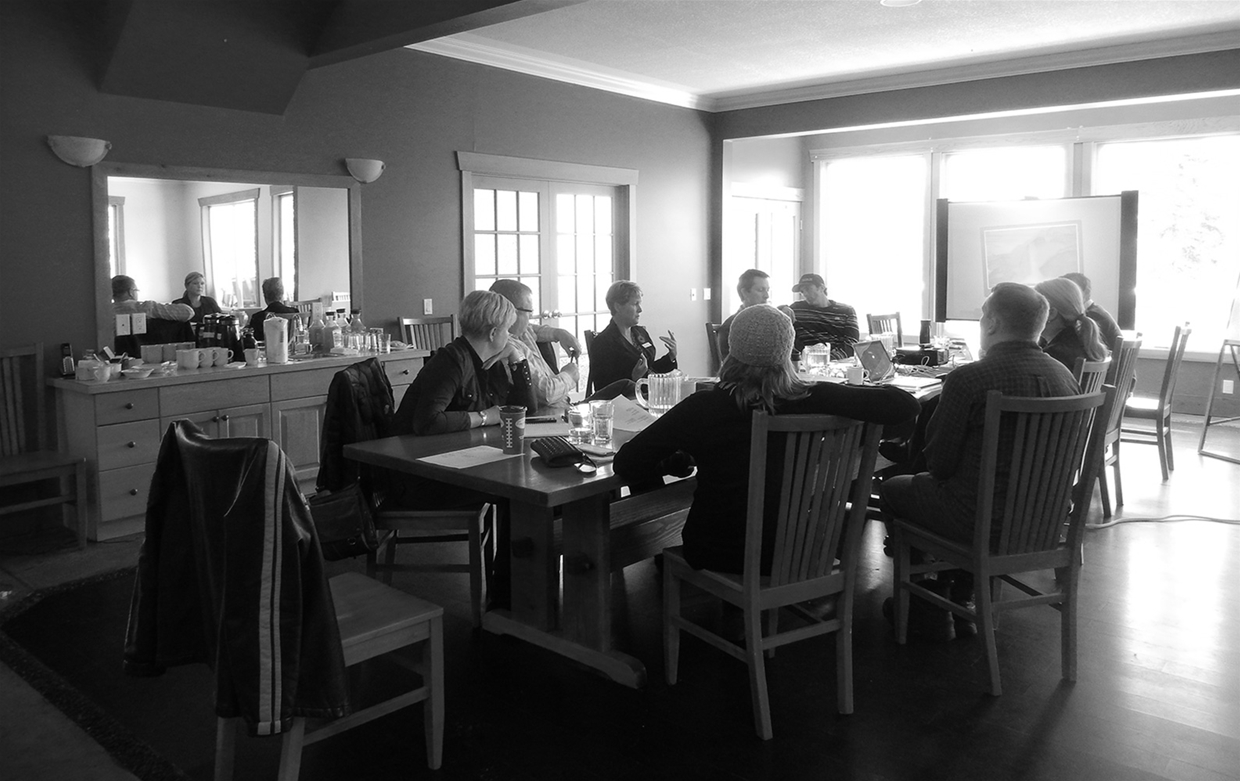 Board of Directors at Tourism Fernie