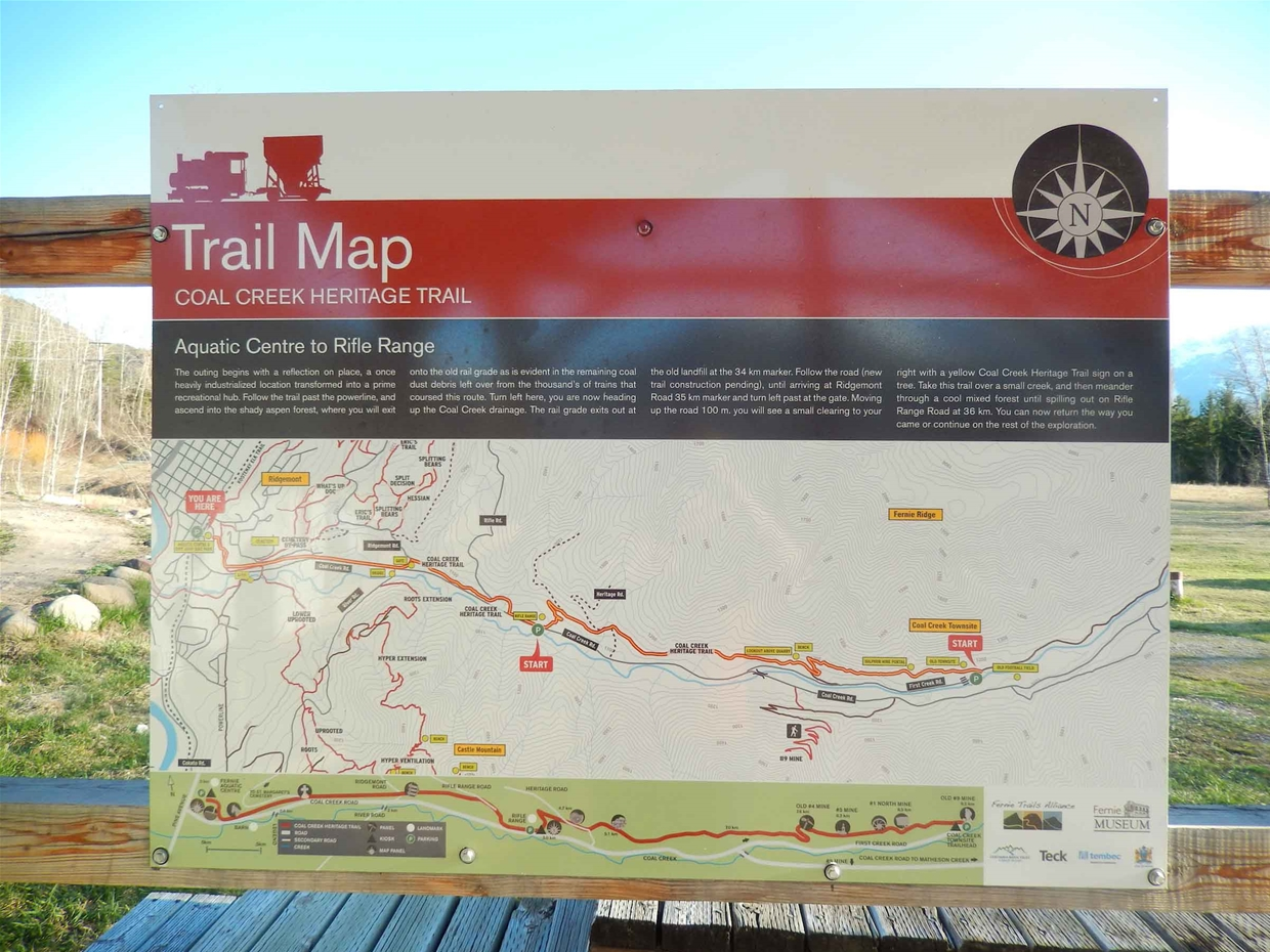 Coal Discovery Trail