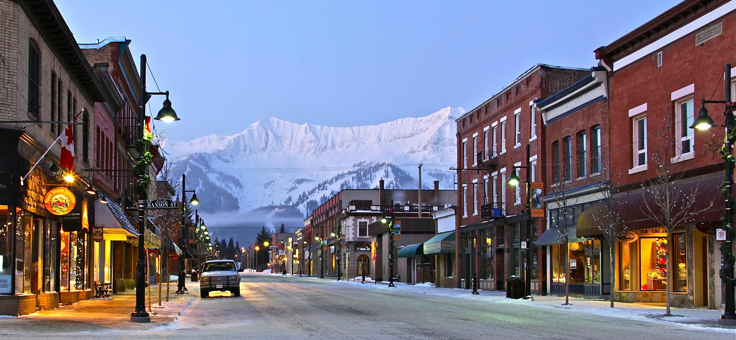 College Ski Tours