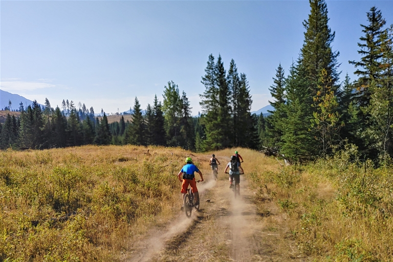 Elk Valley Trail - Double Track trails near Elkford