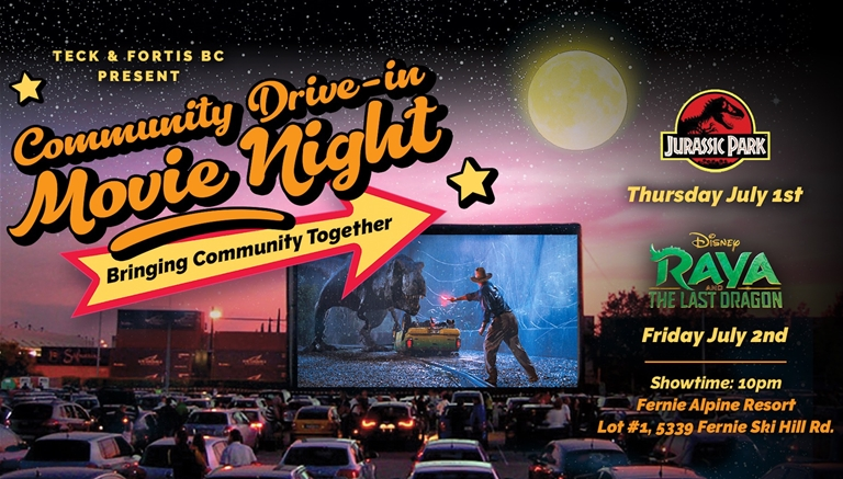Drive-in Movies!