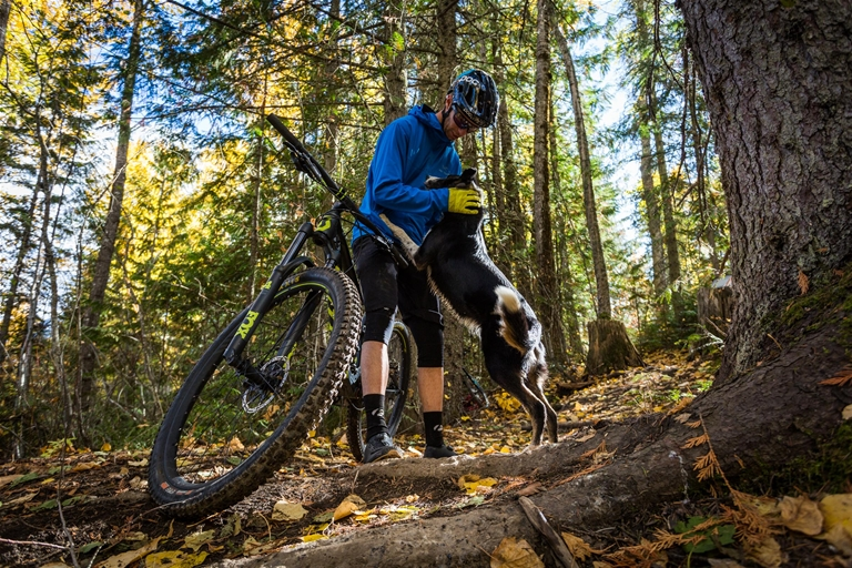 Get out riding with your fur friends!