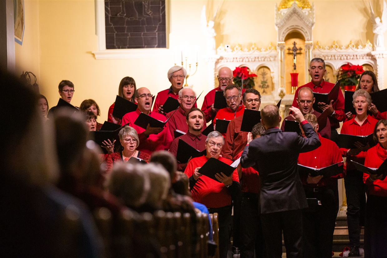Fernie Community Choir Christmas Concert