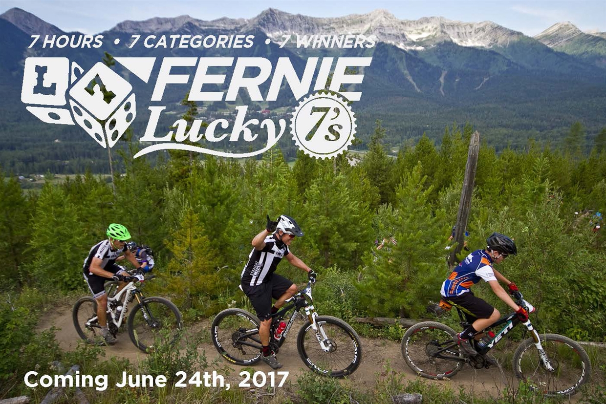 Fernie Lucky 7s - Coming 24th June 2017