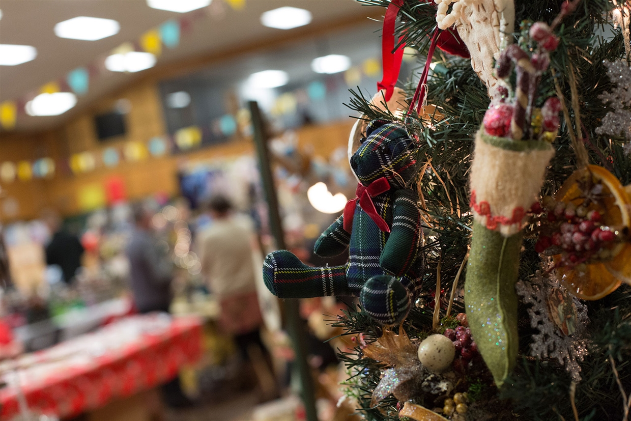 Tis The Season Fernie Craft Fair