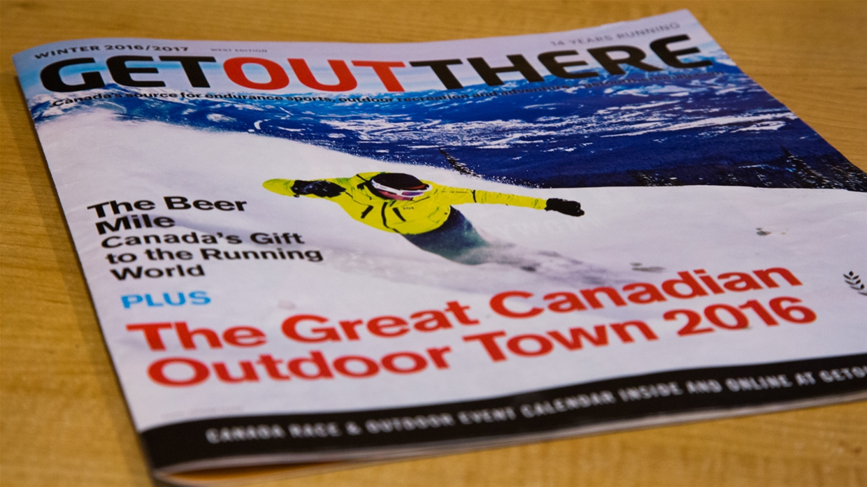 Greatest Canadian Outdoor Town 2016