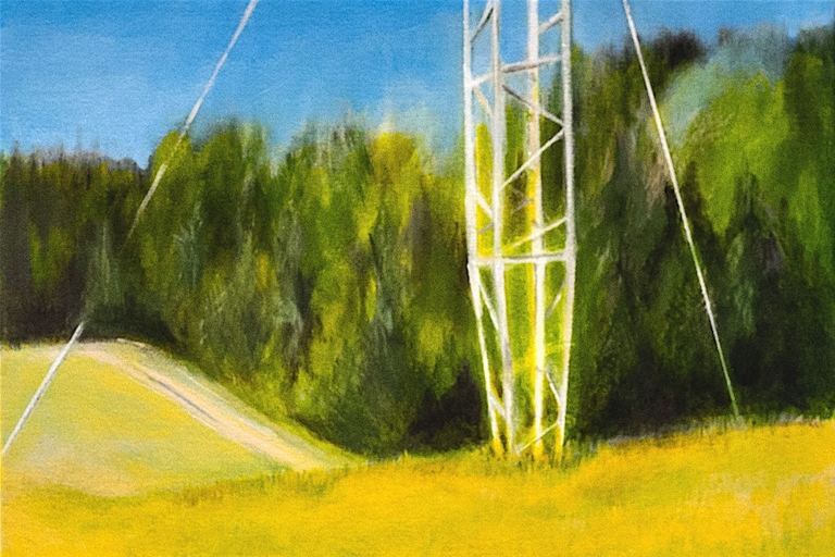 Beth Gallup - Guy Wires