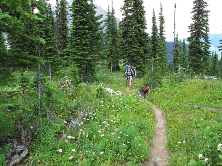 Heiko's Trail / Mountain Lakes Trail