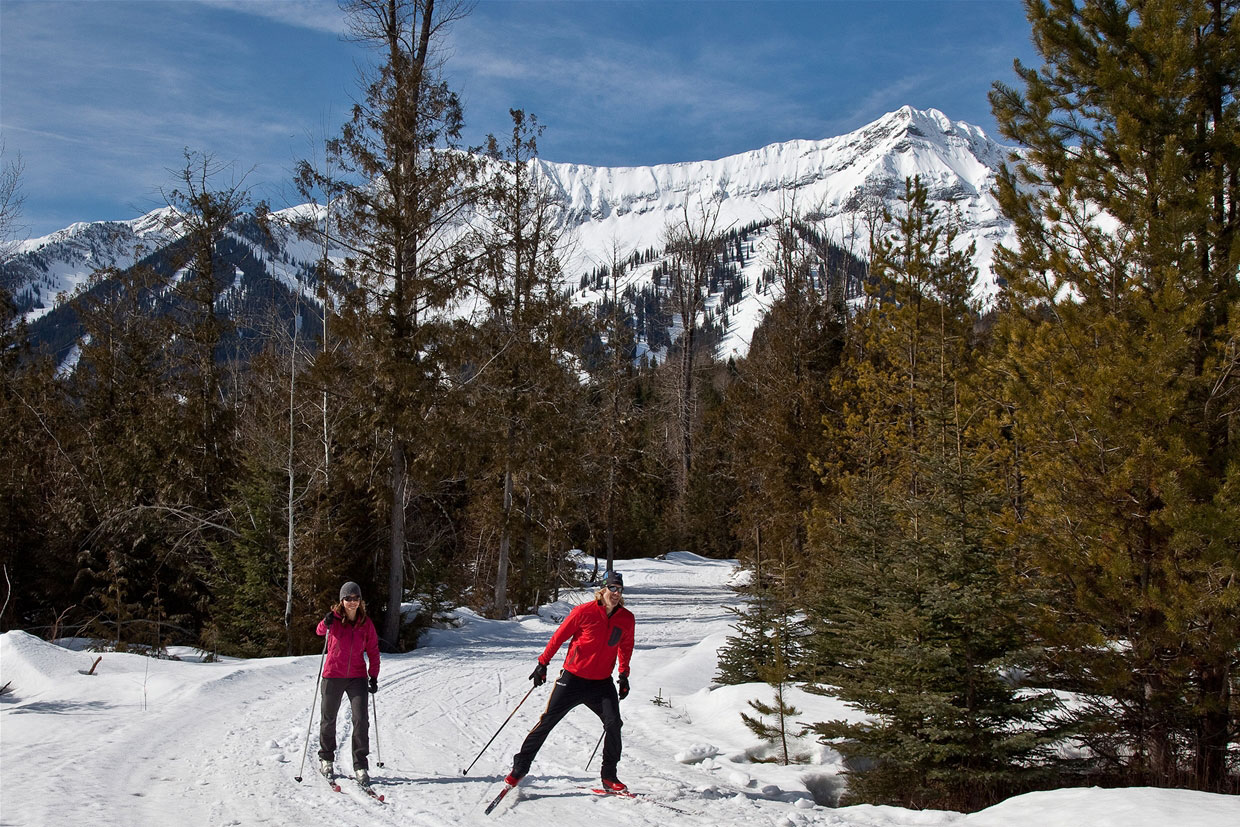 Elk Valley Nordic Center