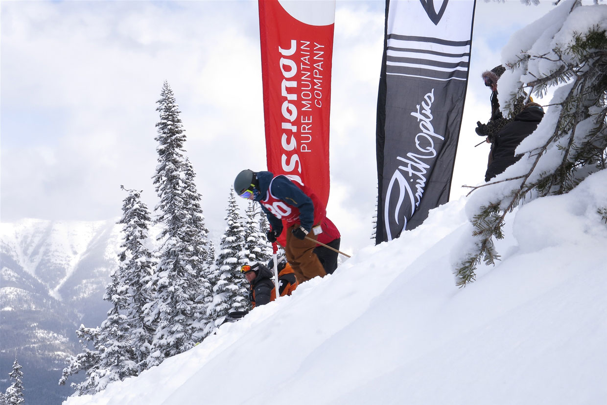 Jeep Junior Freeski Event
