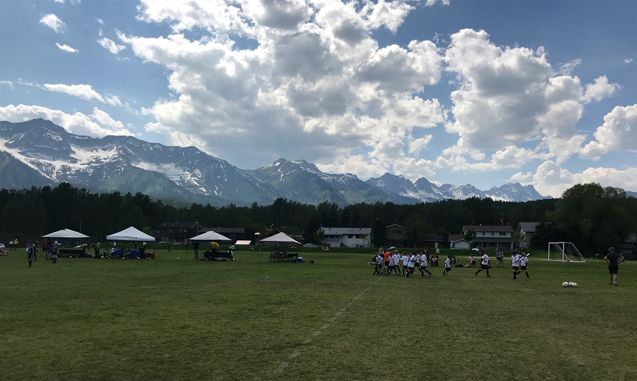 June 2, 2019 - Max Turyk Soccer Fields