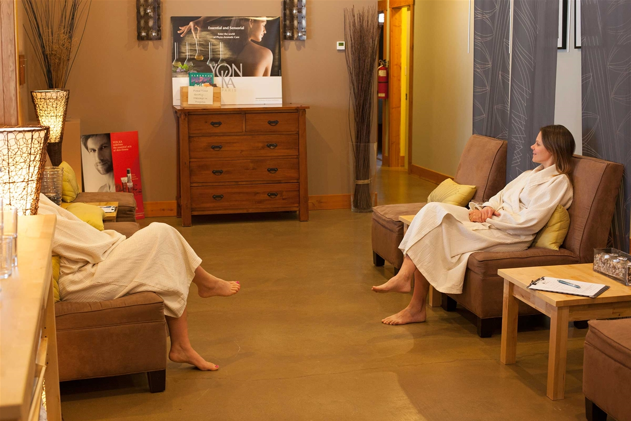 Spa at Island Lake Lodge