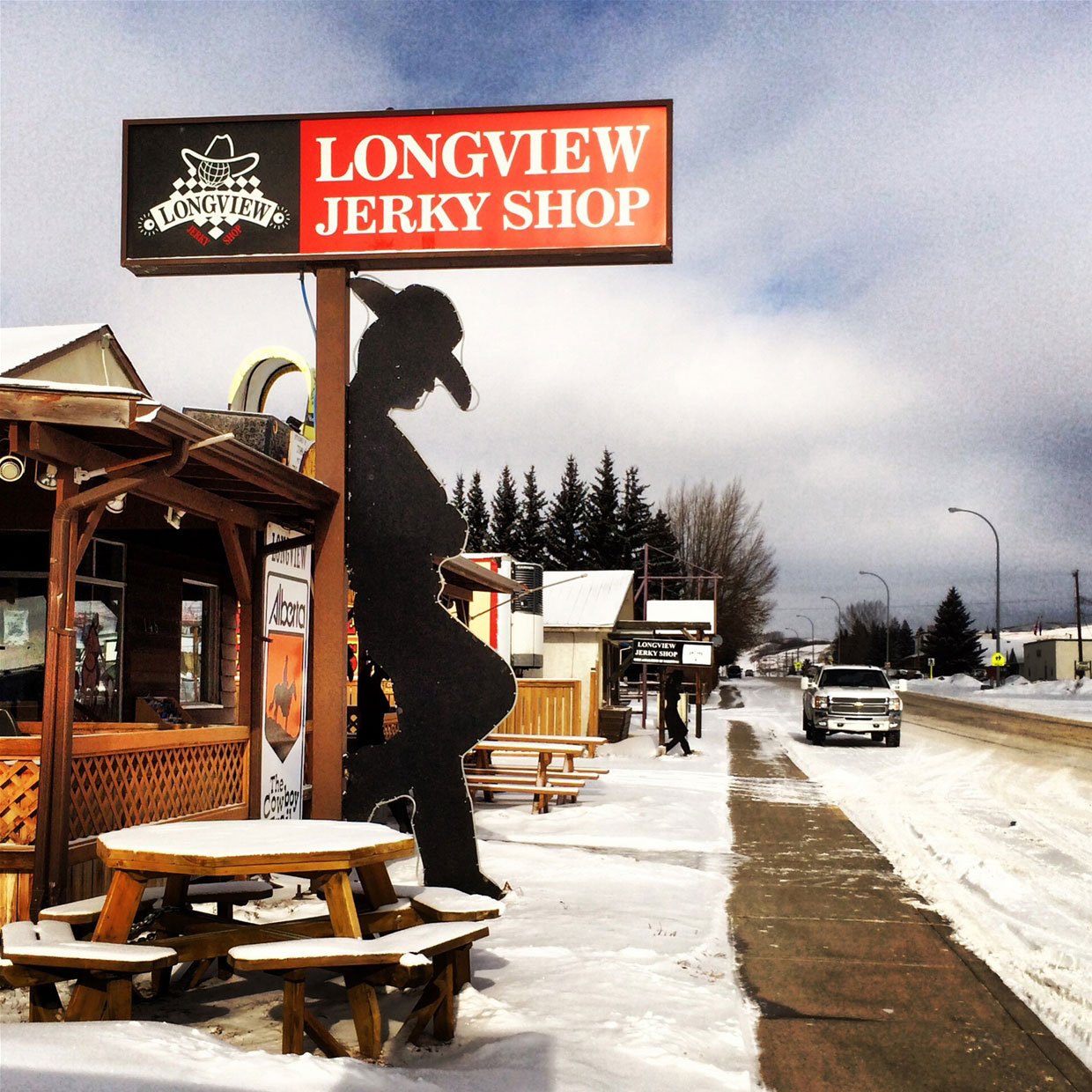 Longview Jerky Shop