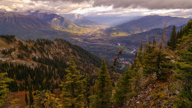 City of Fernie and the Elk Valley - Fall Season
