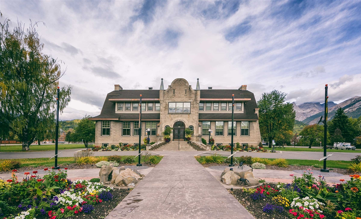 Architectural Heritage - Fernie City Hall