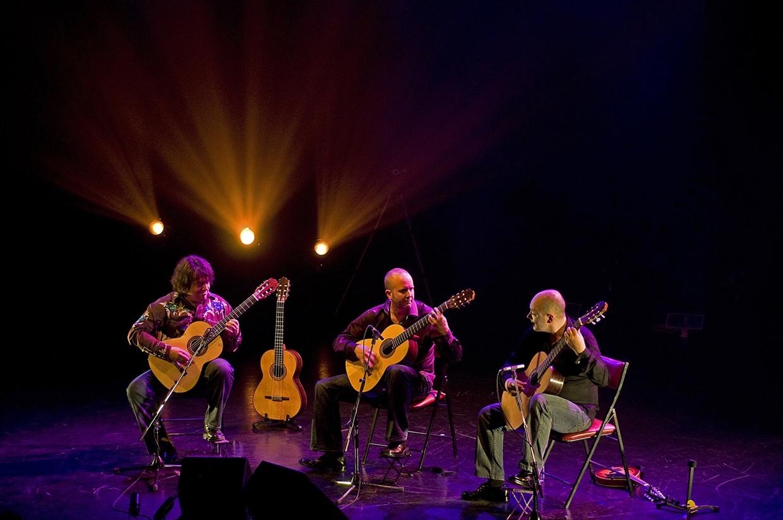 Arts Station Concert Series – Montreal Guitar Trio