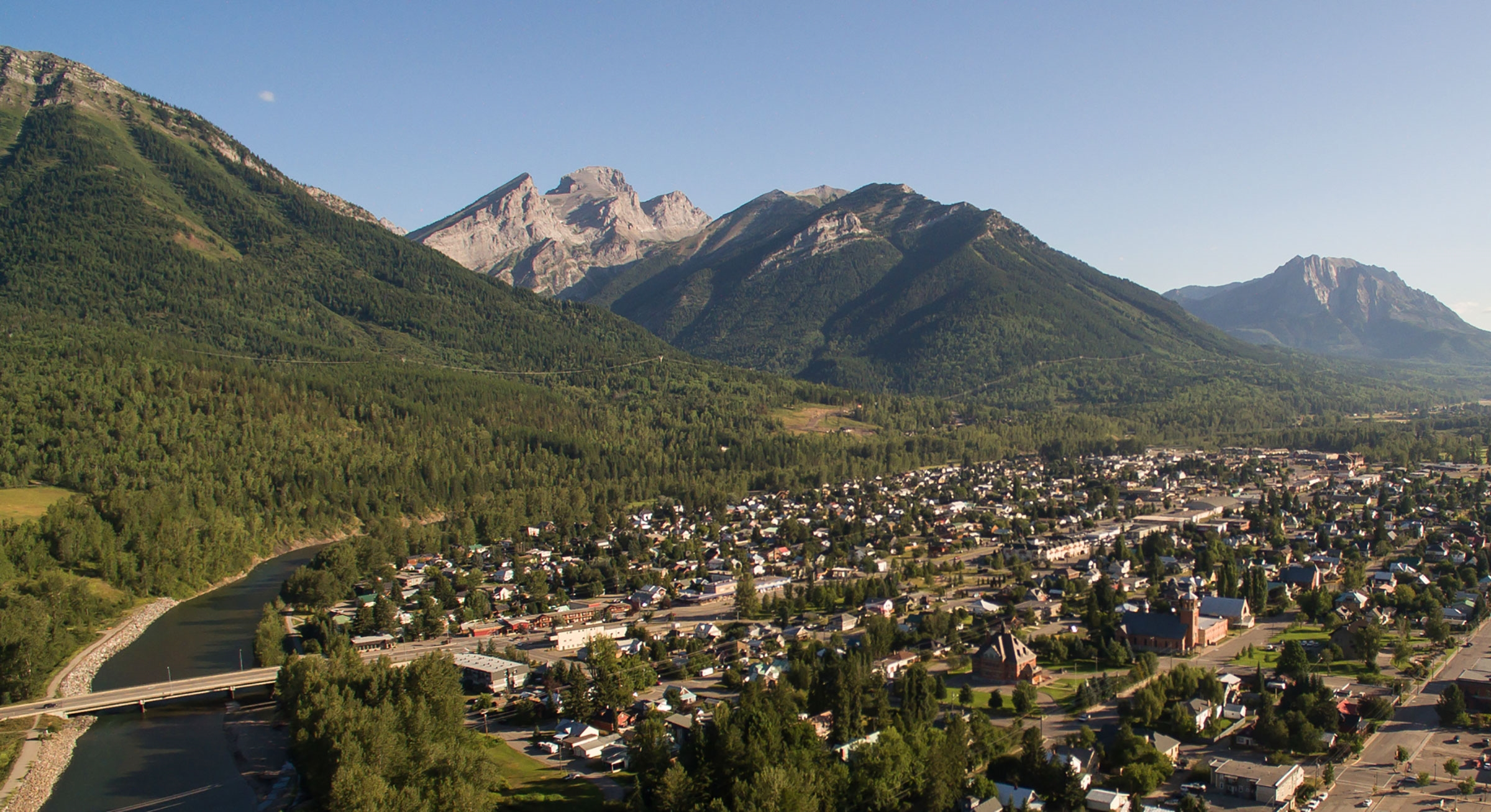 Official travel website for Fernie, British Columbia, Canada.
