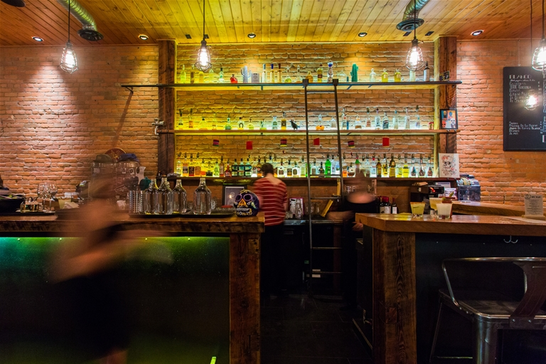 Nevados will spoil you for choice for tequila