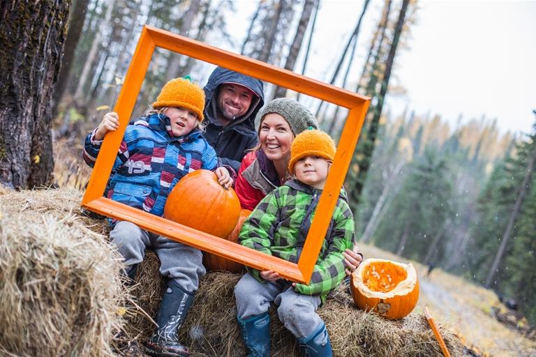 Annual Great Pumpkin Hunt