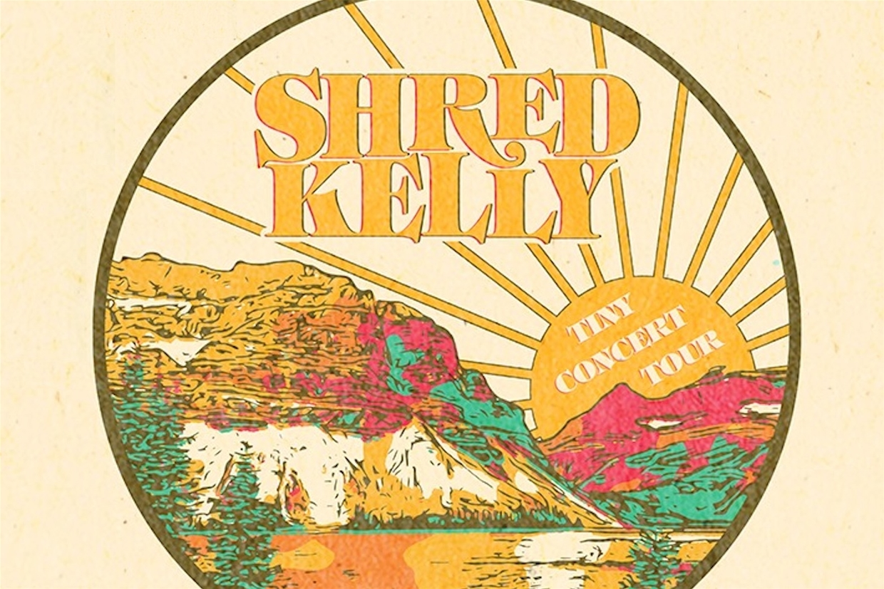 Local band Shred Kelly
