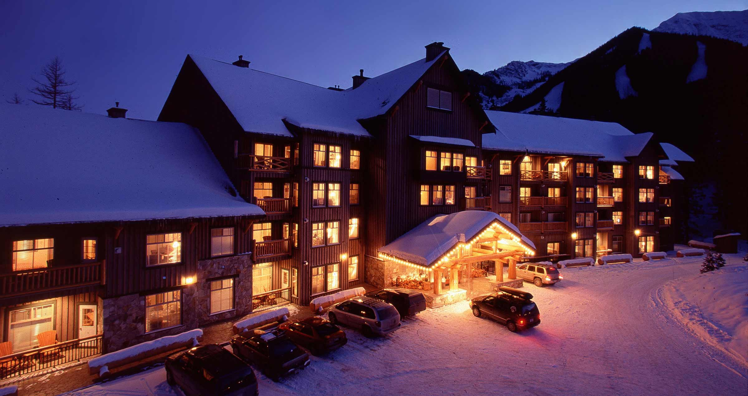 Snow Creek Lodge at Fernie Alpine Resort