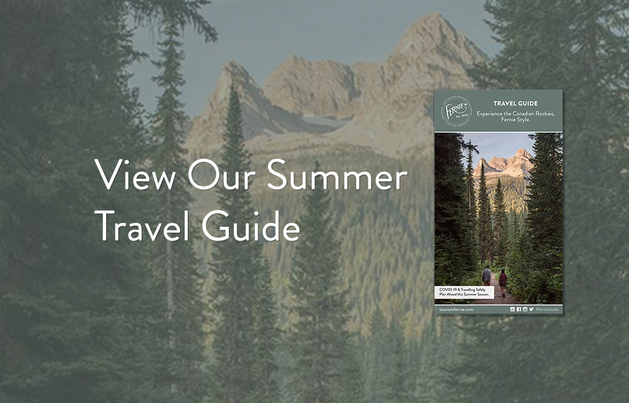 Travel Guide Summer 2021