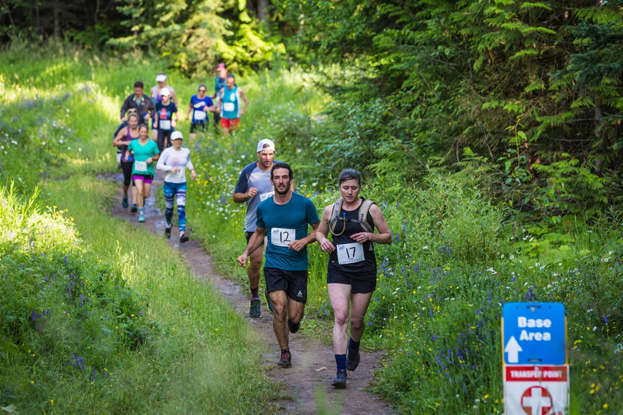 North Face Trail Race Series at Fernie Alpine Resort