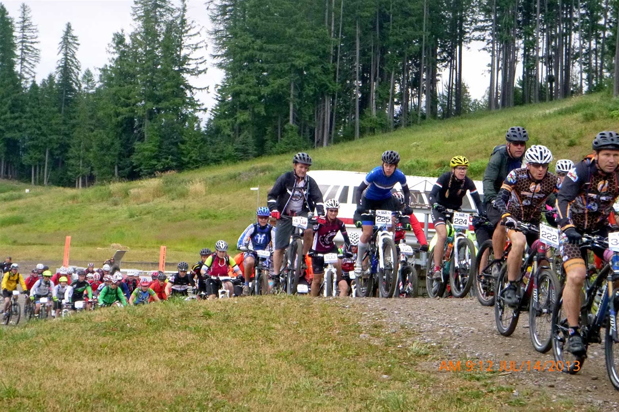Transrockies Mountain Bike Race