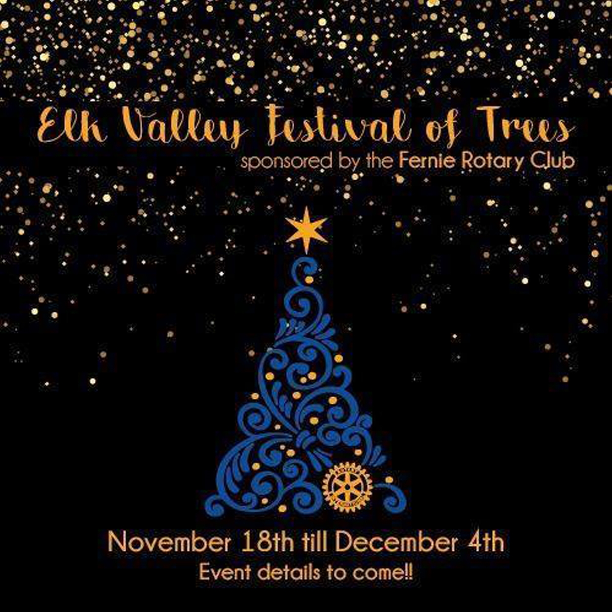 Elk Valley Festival of Trees