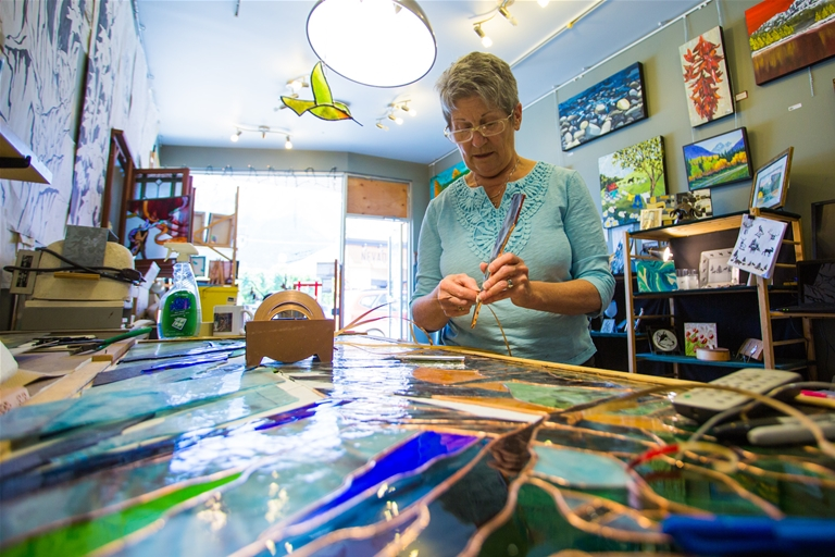 Stephanie's Glass & Art Studio