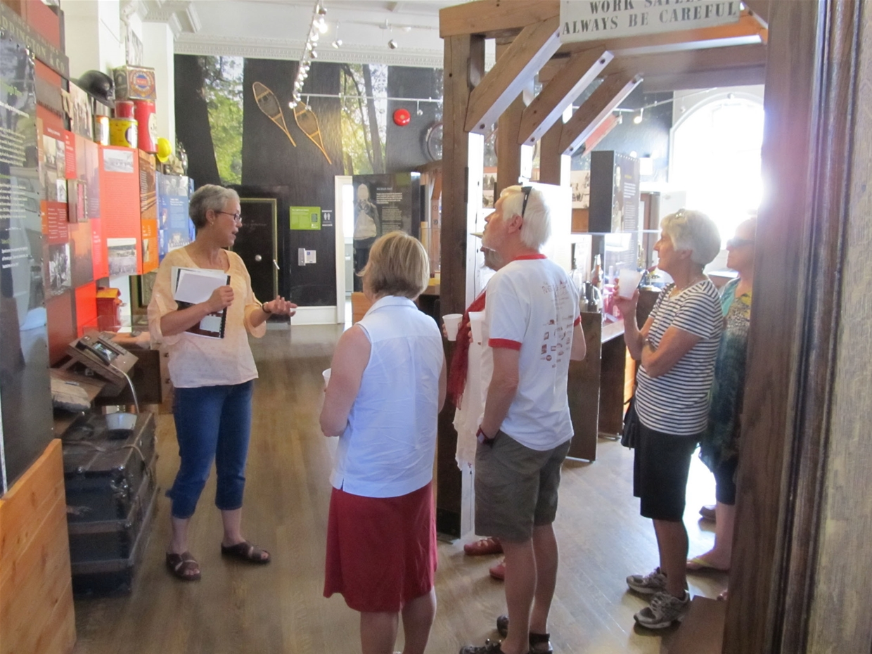 Summer Historical Walking Tours