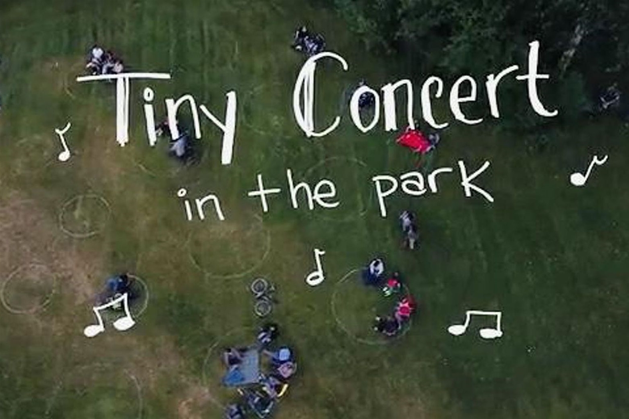 Tiny Concert in the Park