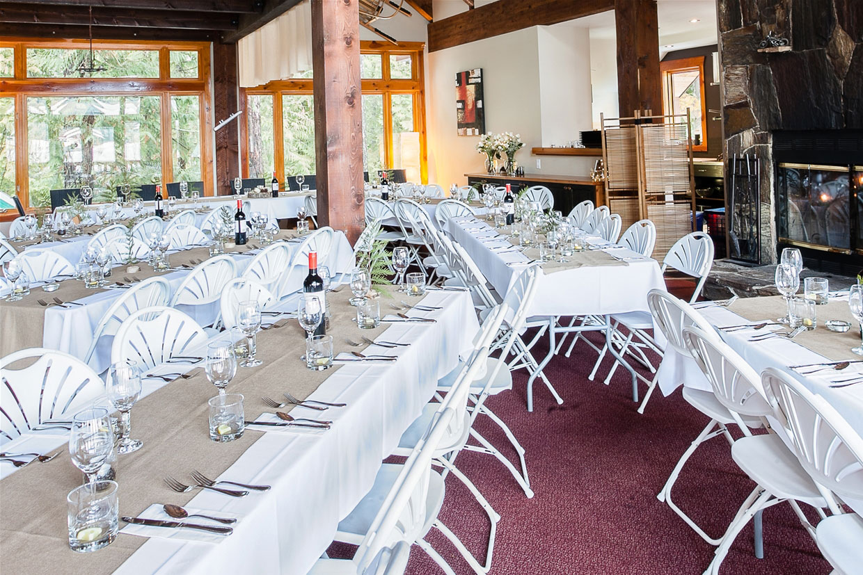 Alpine Lodge event venue