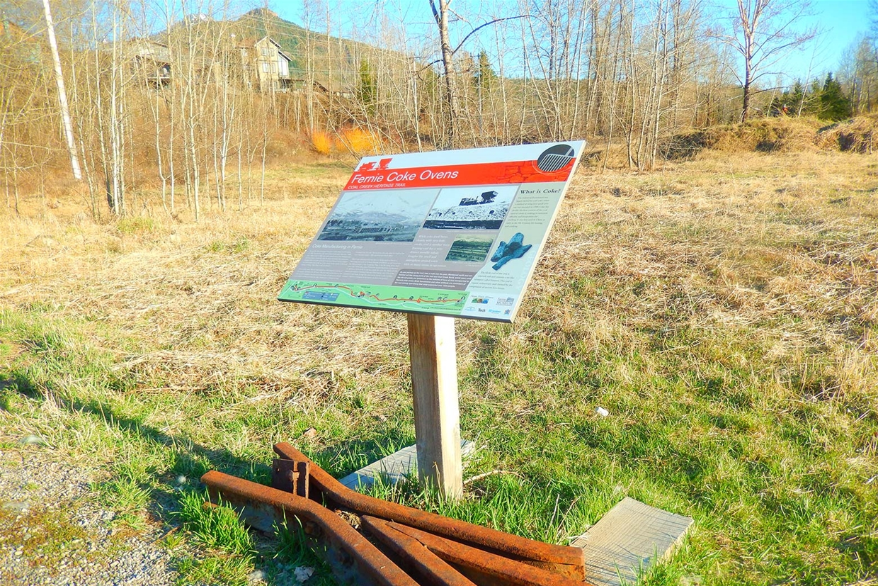 Coal Creek Heritage Trail