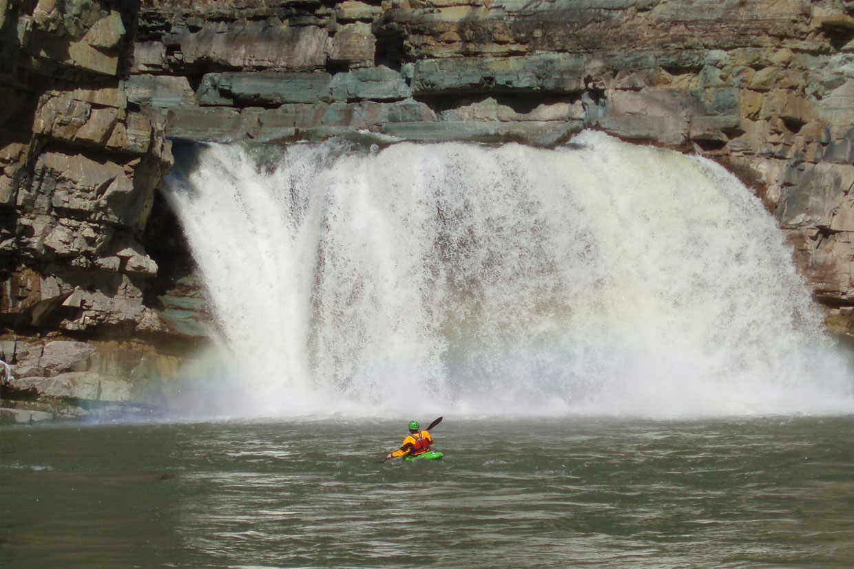 Float trips to full white water.