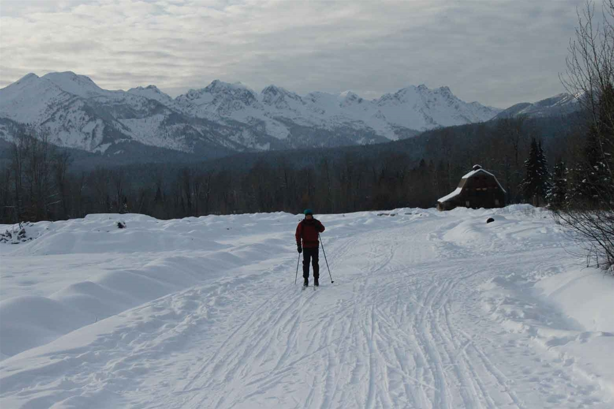 Nordic Skiing at Montane