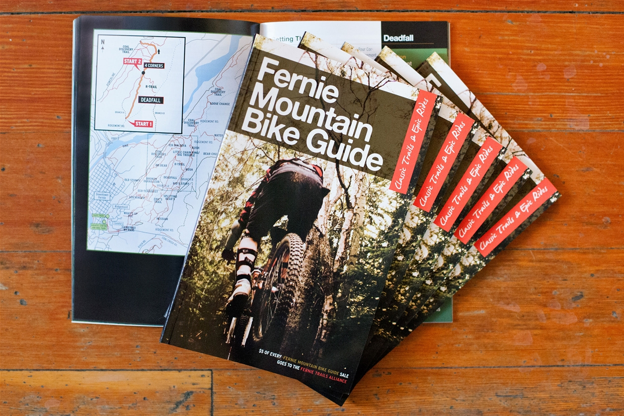 Fernie Mountain Bike Guide