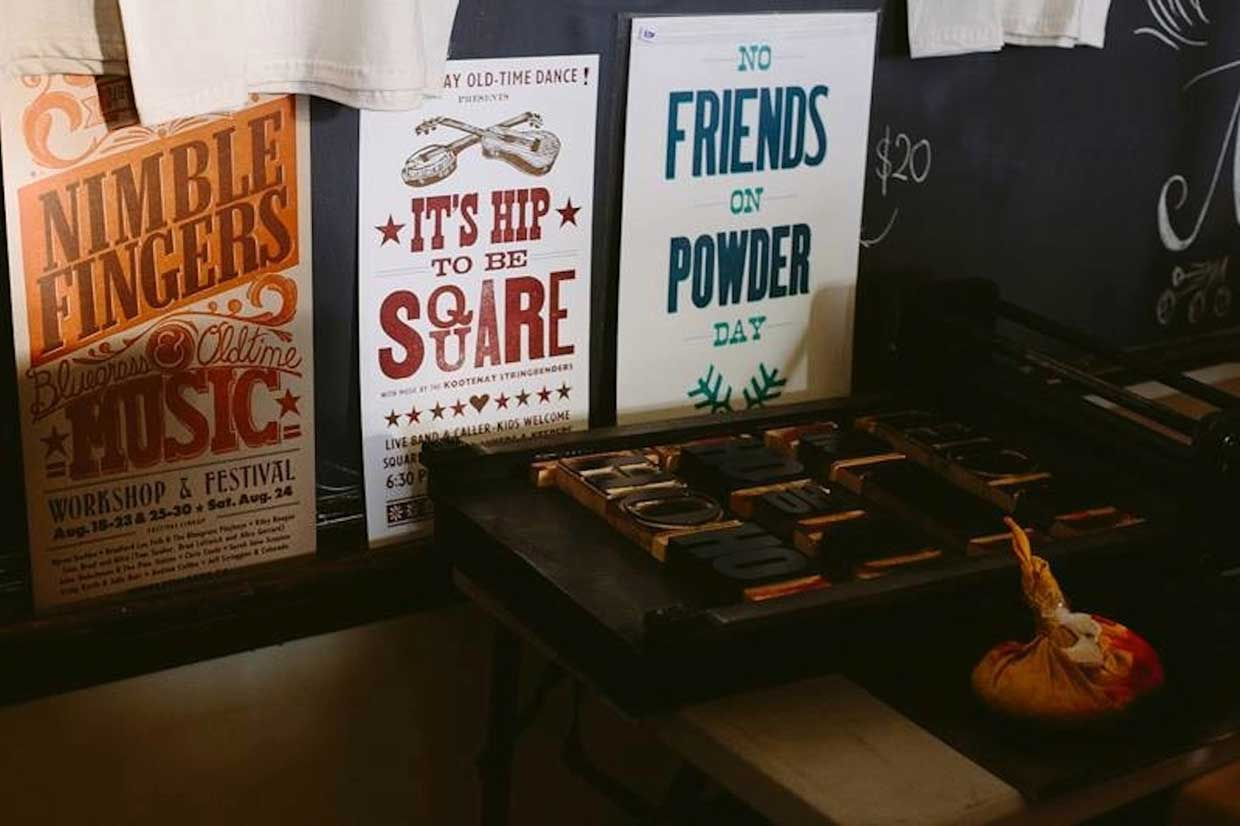 Clawhammer Letterpress