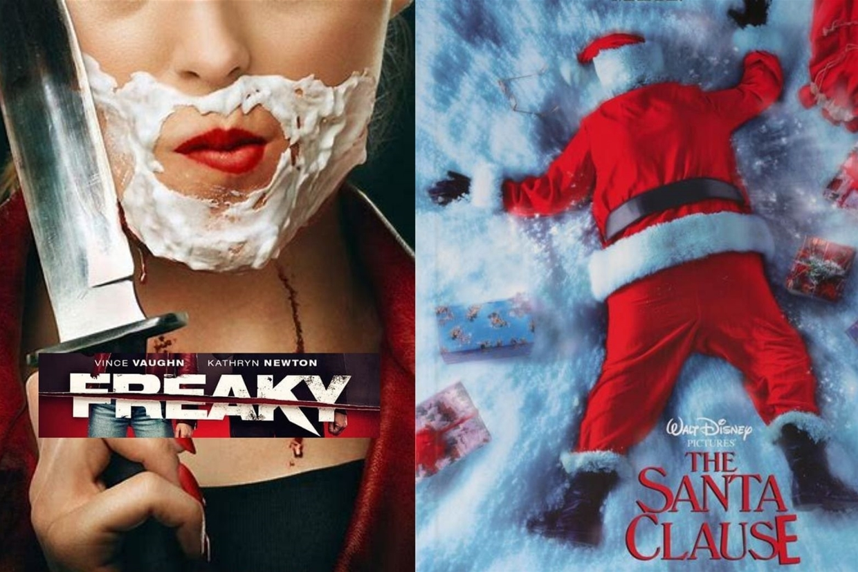 Freaky & The Santa Clause