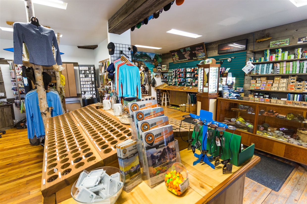 Kootenay Fly Shop & Guiding