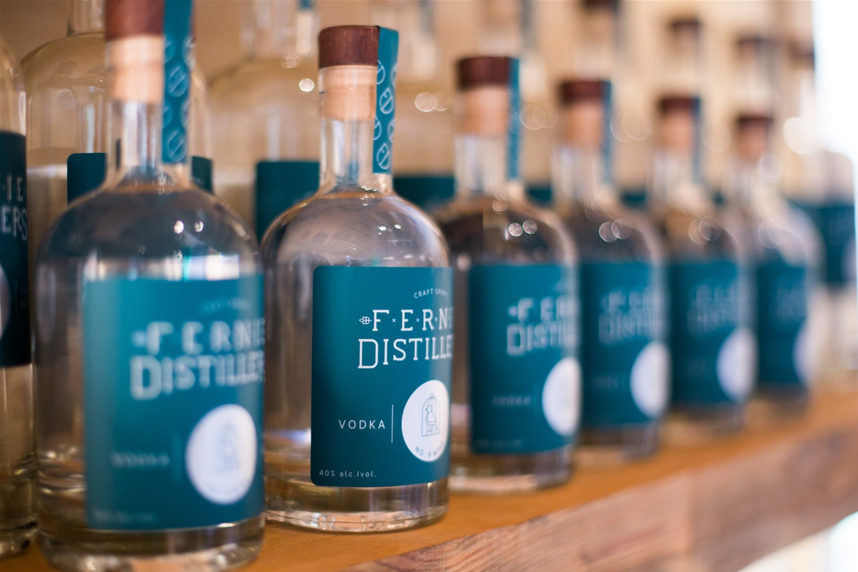 Crafted Spirits from Fernie, BC
