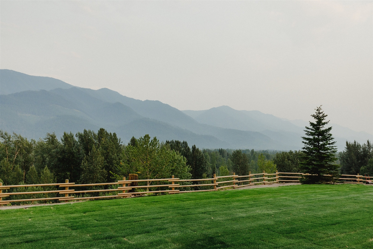Tranquil views from Brooks Creek Ranch