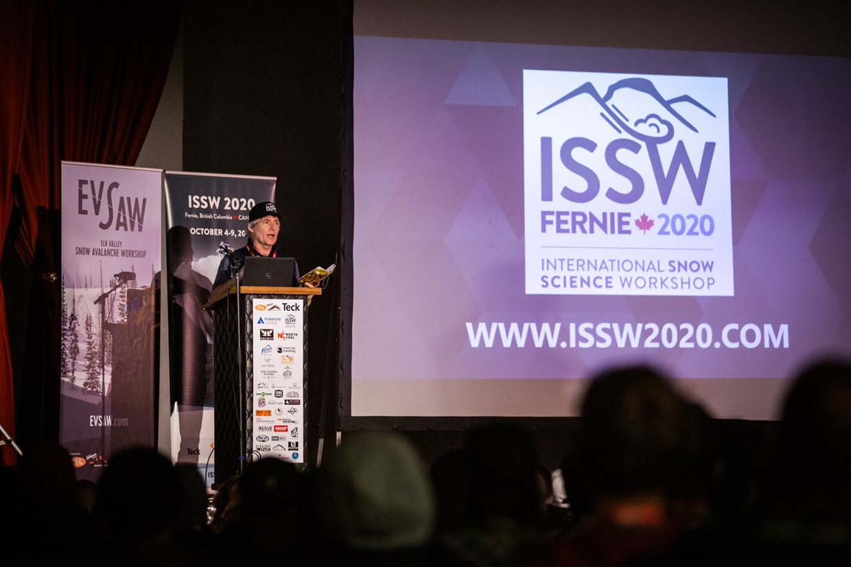 ISSW Fernie - Coming Oct 4th - 9th 2020