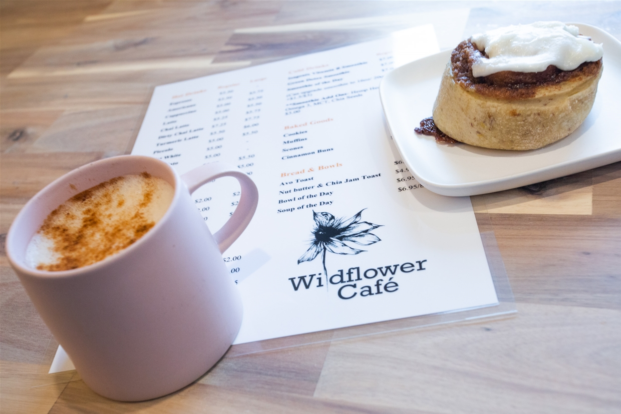 Wildflower Cafe at Essential Yoga